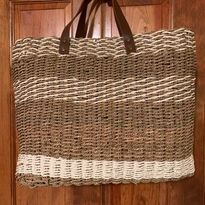 Large Summer Beach Pool Tote NEW